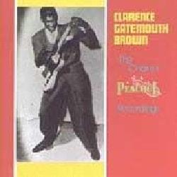 Clarence Gatem Brown - Original Peacock Recordings