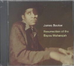 James Booker - Resurrection of the Bayou Maharajah: Recorded Live at the Maple Leaf Bar