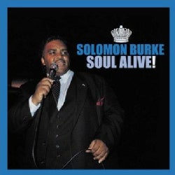 Solomon Burke - Soul Alive