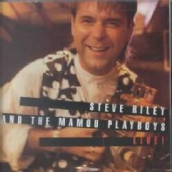 Steve Riley - Live!