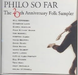 Various - Philo So Far: The 20th Anniversary Folk Sampler