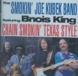 Smokin Joe Kubek - Chain Smokin Texas Style