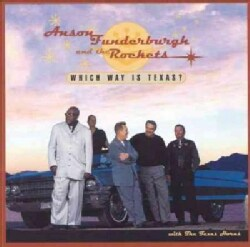 Anson Funderburgh - Which Way Is Texas?