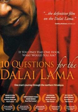 10 Questions for The Dalai Lama (DVD)