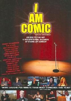 I Am Comic (DVD)