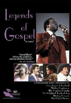 Legends Of Gospel (DVD)