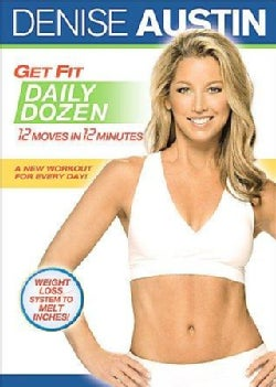 Denise Austin: Get Fit Daily Dozen (DVD)