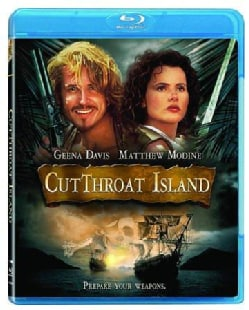 Cutthroat Island (Blu-ray Disc)