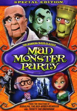 Mad Monster Party (Special Edition) (DVD)