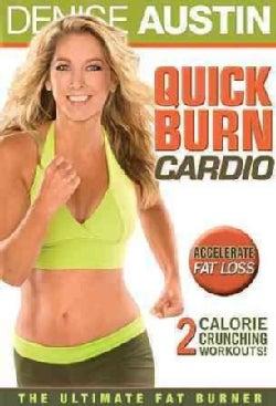 Denise Austin: Quick Burn Cardio (DVD)