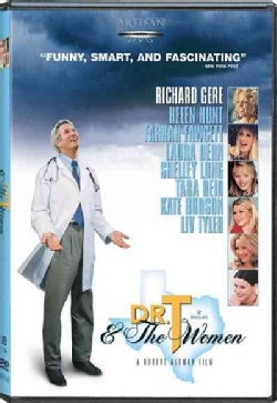Dr. T & The Women (DVD)