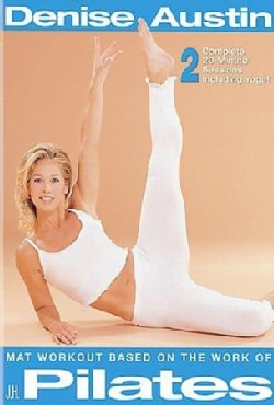 Mat Workout Based On J.H. Pilates (DVD)