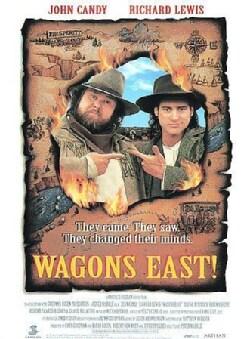 Wagons East! (DVD)
