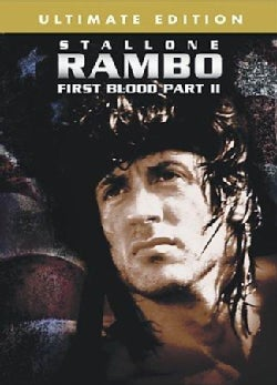 Rambo: First Blood Part II Ultimate Edition (DVD)