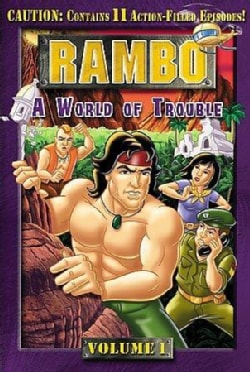Rambo Vol 1: A World Of Trouble (DVD)