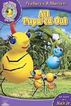 Miss Spider's Sunny Patch Friends: All Pupa'ed Out (DVD)