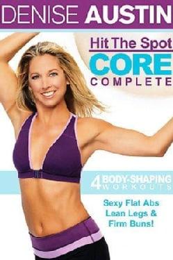 Denise Austin Hit the Spot Core (DVD)