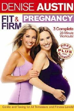 Denise Austin Fit & Firm Pregnancy (DVD)