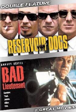 Reservoir Dogs/Bad Lieutenant (DVD)