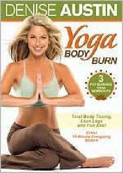 Denise Austin: Yoga Body Burn (DVD)