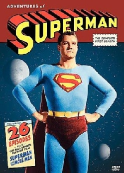 The Adventures of Superman: The Complete 1st Season (DVD)