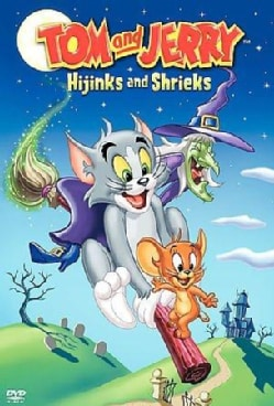 Tom and Jerry: Hijinks and Shrieks (DVD)