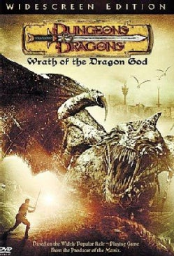 Dungeons & Dragons: Wrath of the Dragon God (DVD)