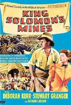 King Solomon's Mines (DVD)