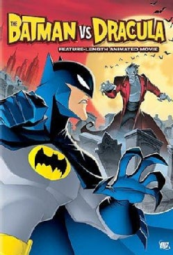 The Batman vs. Dracula (DVD)