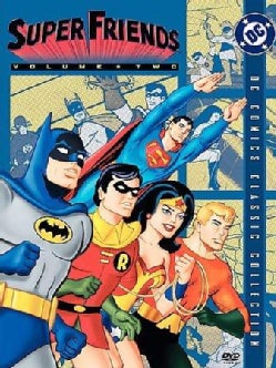 Superfriends: Second Season (DVD)