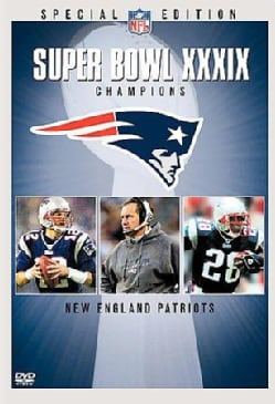 NFL Super Bowl XXXIX (DVD)