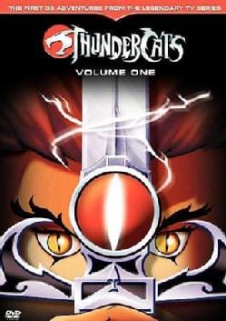 Thundercats: Season One, Vol 1 (DVD)