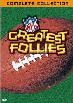 NFL Greatest Follies Complete Collection (DVD)