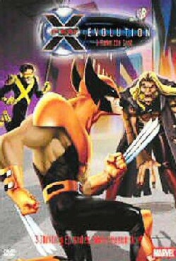 X-Men Evolution: X-Marks the Spot (DVD)