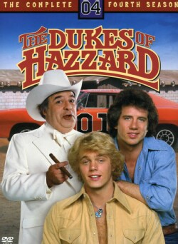 The Dukes of Hazzard: The Complete Fourth Season (DVD)