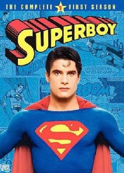 The Adventures of Superboy: The Complete First Season (DVD)