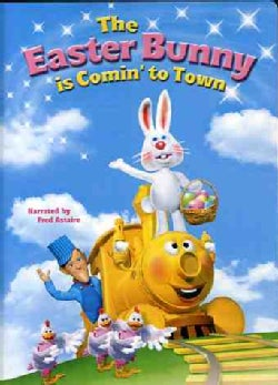 Easter Bunny's Coming to Town (DVD)