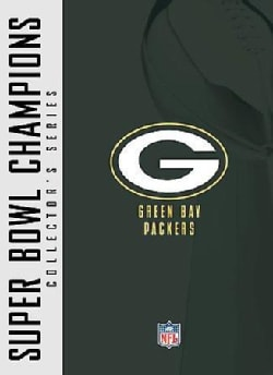 NFL Super Bowl Collection: Green Bay Packers (DVD)