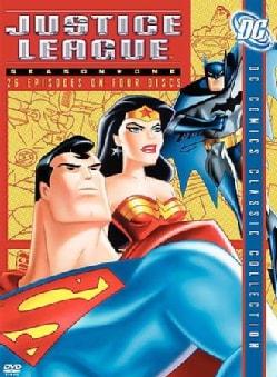 Justice League of America: Season 1 (DVD)