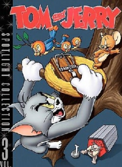 Tom and Jerry: The Spotlight Collection Vol 3 (DVD)