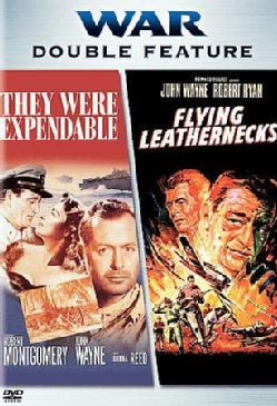 They Were Expendable/Flying Leathernecks (DVD)