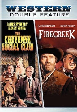 The Cheyenne Social Club/Fire Creek (DVD)