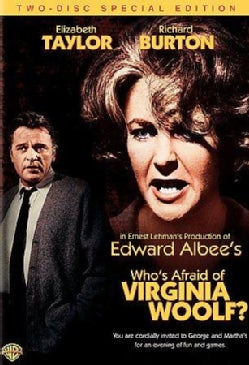 Who's Afraid of Virginia Woolf?: Special Edition (DVD)