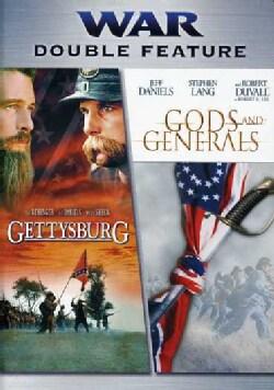 Gettysburg/Gods & Generals (DVD)