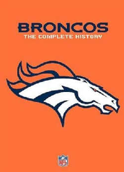 NFL History of the Denver Broncos (DVD)