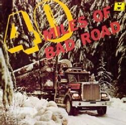 Various - 40 Miles of Bad Road