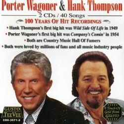 Porter Wagoner - 100 Years of Hit Recordings