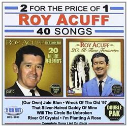 ROY ACUFF - 40 SONGS