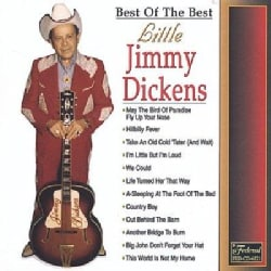 Little Jimmy Dickens - Best of the Best