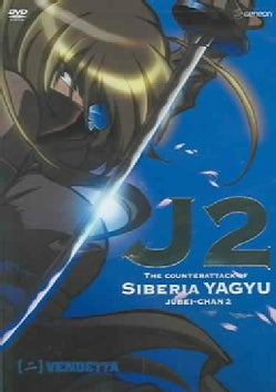 J2: The Counter Attack of Siberia Yagyu Vol 2: Vendetta (DVD)